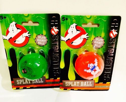 Childrens Ghostbusters Splat Ball